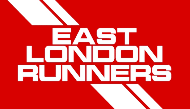 East London Runners logo